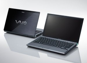 Sony VAIO Z128 laptop