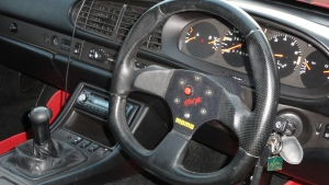 New Momo Steering Wheel